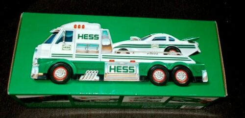 2016 Hess Toy Truck and Dragster, New