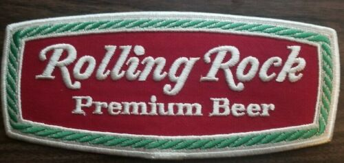 Rolling Rock Premium Beer Patch - Large