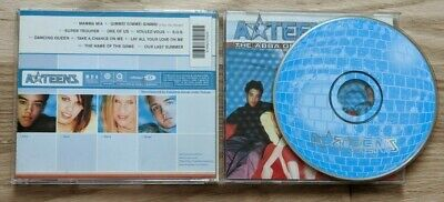 ATeens CD The ABBA Generation - 1999 Stockholm Records