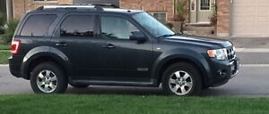 2008 Ford Escape Limited V6 4x4