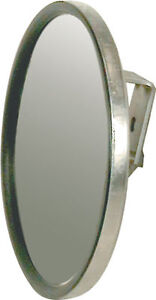 6 in. Stainless Steel Convex Mirror