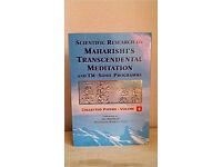 Scientific Research on Maharishi's Transcendental Meditation and TM-Sidhi Program: Vol. 4