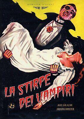 La Stirpe Dei Vampiri DVD SINISTER FILM ()