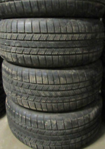Goodyear Eagle RUN FLAT 275/50/20=75-85% tread=4 tires $1100