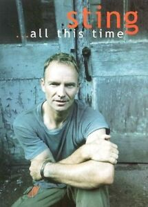 Sting – All this Time DVD (concert & documentary) LIKE NEW