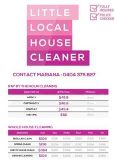 are you looking for a cleaner south melbourne port phillip preview