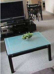 Coffee table, Shelf and TV Stand [Free TV, DVD Player, Speakers]