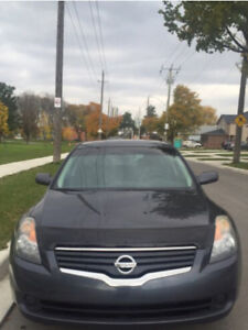 NISSAN ALTIMA 2008 2.5 JUST 131000  KM!WITH SEFTAY& E TEST
