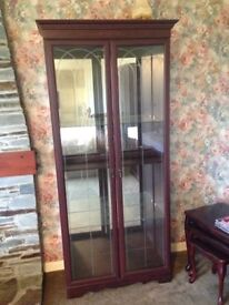 Display Cabinets (Pair)
