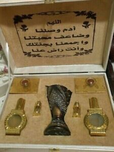 Oud  and oil perfume