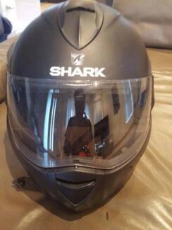 Motorbike Shark helmet EVO 3