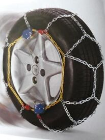 SNOW CHAINS CLACK AND GO