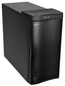 Silent 4k Video Editing PC - Intel i7 6700 16gb ddr4 500gb hd
