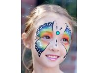 **~**Face Painter/Festival Glitter/Painting/Glitter Tattoos For Hire**~** ( From £30ph)