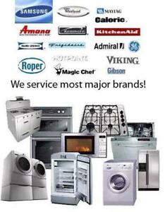 Appliance Repair in Ottawa   Free Service Call with Any Repair (613) 664-4500