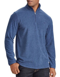 BRAND NEW WITH TAGS MEN'S CHAPS FLEECE PULLOVER