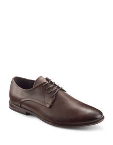 Like New Pegabo Adreawen Derby Shoes Size 8 Mens