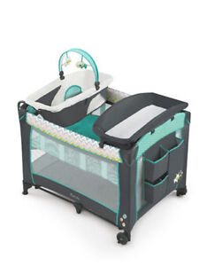 INGENUITY Playard- changing table with cradle