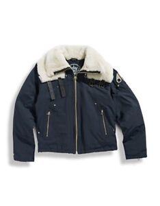 Moose knuckle men's Sherpa jacket size xl retail $1299