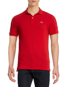 Lacoste Slim Fit Polo - Authentic and Brand New with Tags