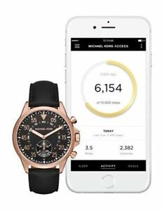 Montre Intelligente Hybride Rose Gold Michael Kors Neuve