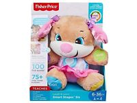 Fisher-Price Laugh & Learn Smart Stages Sis Learning Toy