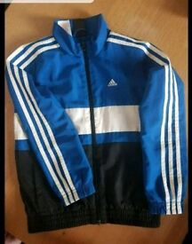 Boys Adidas jacket age 7/8