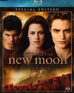 Twilight New Moon-Special Edition Blu-Ray-First-Rate condition