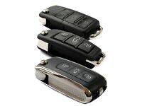 Audi, vw, Bmw, Peugeot, Subaru, fiat, Vauxhall flip key
