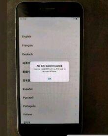 IPhone 6 plus 64gb unlocked very good condition