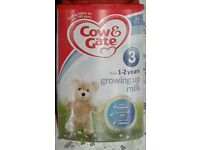 Brand New Sealed Cow & Gate 1 - 2 Years Milk