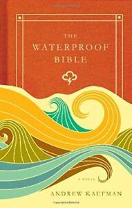 Waterproof Bible-Andrew Kaufman hardcover bookm + bonus book