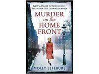 MURDER ON THE HOME FRONT – A True Story of Morgues, Murderers and Mysteries in the Blitz