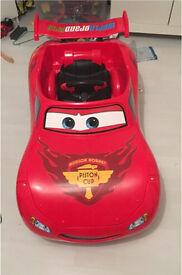 Lightening McQueen Electric Car