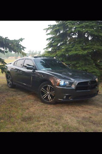2014 Dodge Charger SXT AWD 22k O.B.O!