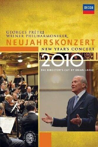 NEUJAHRSKONZERT 2010 DVD WIENER PHILHARMONIKER NEU