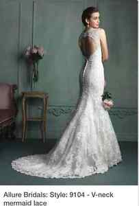 Wedding Gown - Allure Couture