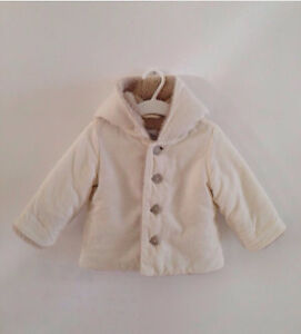 Winter jacket for baby girl, size 6-12 months
