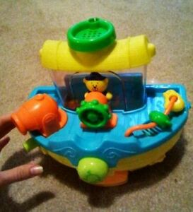 Bath Toy: Bruin Pirates Boat