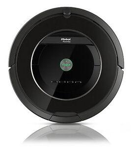 irobot roomba 880 black robotic cleaner ebay