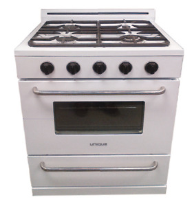 STOVES 24 AND 30 IN.