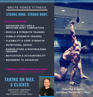 Personal Trainer - Become the best YOU! Get Fit Today!