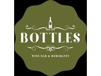 Experienced Food & Beverage Assistants wanted for our new Wine Bar in The Mailbox