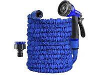 Expanding Garden Hose Pipe Multi Function spray