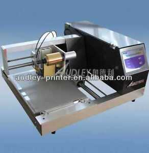 Gold Foil Hot Stamping Digital - Plateless Desktop Printer