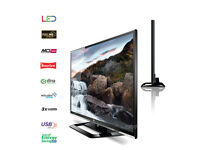 LG 32 inch LED tv with Freeview