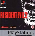 Resident Evil 2 (platinum) (Playstation 1)