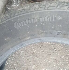 Pneu Hivers Continental Winter Tires