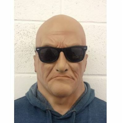 Realistic Latex Old Man Mask Male Disguise