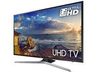 Samsung 55 inch Smart Ultra HD 4K Slim LED TV, Netflix, Youtube, Apps, not 58 60 65